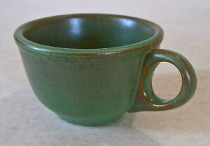 "Vintage ""CATALINA ISLAND POTTERY"" Teacup B – Descanso Glaze – Hard to Find"