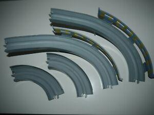 Chuggington Interactive Trains Parts 4 x TRACK PIECES _ D6