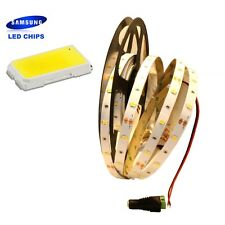 Striscia Led Samsung Original SMD5630 Alta Luminosità Bianco Naturale 4000K 12V