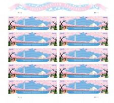 Cherry Blossom Centennial 4651-4652 Forever Mint NH Stamp Sheet 2012 Free Ship
