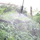 10X Garden Lawn Yard Grass Full 360 Rotary Water Irrigation Sprinkler Head+Shelf