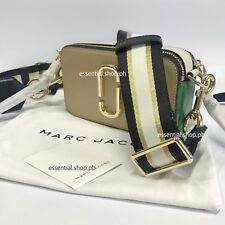 ON HAND Marc Jacobs Snapshot Small Camera Bag Sandcastle Multi COD/CC