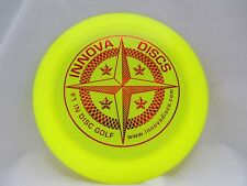 Innova First Run Protostar Champion Dominator Yellow w/ Red Stamp 175g -New