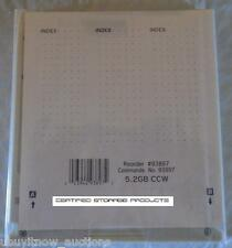 NEW Verbatim 5.2GB Magneto Optical Disk Write Once WORM MO Permanent 93897