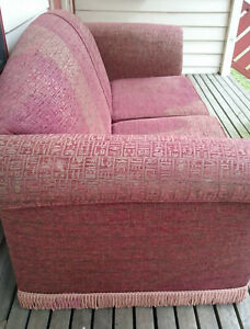 Sofa Bed Couch with curved arms, Comfortable and Spacious, Length 7ft
