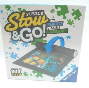 Ravensburger Puzzle Stow & Go Inflatable Tube for Easy Puzzle Storage NEW Sealed