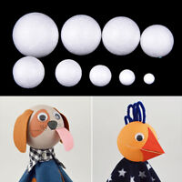 30PCS 10-50mm Modelling Polystyrene Styrofoam Foam Ball Cute JS