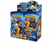 POKEMON XY EVOLUTIONS BOOSTER  BOX SEALED NEW