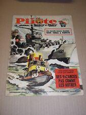"""REVUE """"PILOTE no 358"""" (1966) ASTERIX / PILOTORAMA - LES PAPOUS / GOTLIB"""