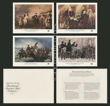 US 1976 Bicentennial Souvenir Sheet Collection In Original Envelope MNH