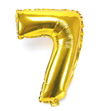 "32""/40"" Mylar Foil Balloon Letter Number Birthday Wedding Party Festival Decors"
