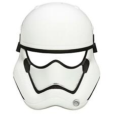 Star Wars The Force Awakens First Order Stormtrooper Mask