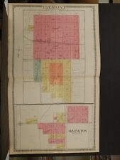 Illinois, Tazewell County Map, 1910, Tremont, Armington, Double Page, P5#08
