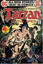 Tarzan Comic Book #210, DC Comics 1972 VERY FINE+