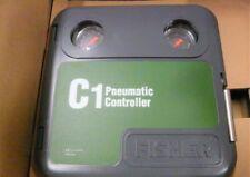 Fisher C1 Pneumatic Controller C1 F00053512 0-1000 Psi Pneumatic Positioner New