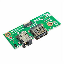 USB DC IN Power Jack Board FOR ASUS X401A X401A-HCL1221 X401A-WX089V X401A-WX060