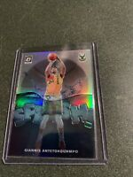 2019-20 Panini Donruss Optic Giannis Antetokounmpo SILVER HOLO PRIZM SPLASH #3