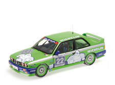1:18 BMW M3 Danner Hockenheim DTM 1988 1/18 • Minichamps 180882022