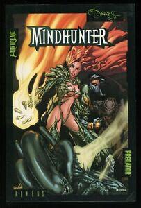 Aliens Witchblade Darkness Predator Mindhunter Trade Paperback TPB Mel Rubi art