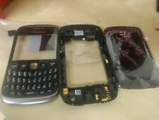 Blackberry Curve 9320 front Fascia chassis and battery cover