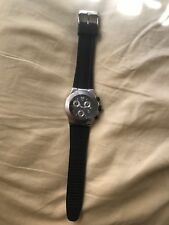 TechnoMarine Techno Alpha TITANIUM Men's Swiss Made Automatic Chronograph Watch