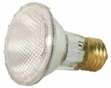 Satco S2232 - 39 watt, Halogen Bulb, PAR20, Clear, Medium Base