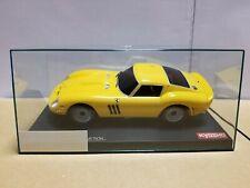 KYOSHO MINI-Z BODY FERRARI 250 GTO YELLOW 1/27