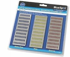 Blue Spot 19275 Diamond Sharpening Stone Set 3 Pieces