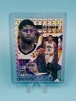 Paul George 2019-20 Panini Mosaic Stare Masters Silver  Mosaic Prizm Clippers📈