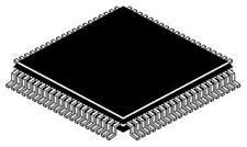 Texas Instruments TL16C554AIPN Quad UART 1MBd, 5 V, 80-Pin, LQFP