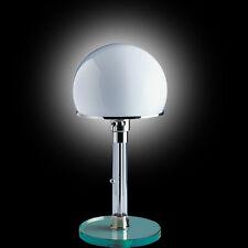 tecnolumen wg24 Wagenfeld luminaire avec glasfuß BAUHAUS LAMPE