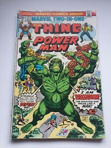 Marvel Two-In-One #13 (Marvel 1975) - The Thing