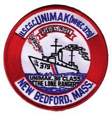 Uscgc Unimak heritage reproduction legacy W0459xA Uscg Coast Guard patch