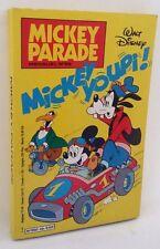 Mickey Parade n°66 mensuel disney 1985 Comme neuf