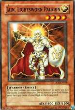 Jain, Lightsworn Paladin  X 1 LODT Light of Destruction    Yugioh Mint Cards