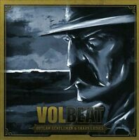 Outlaw Gentlemen & Shady Ladies by Volbeat (CD, Apr-2013, Spinefarm Records)