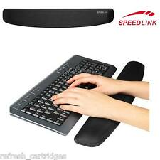 SPEEDLINK SATEEN ERGONOMIC PC COMPUTER KEYBOARD WRISTPAD / WRIST REST