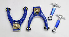 Honda Civic 96-00 EJ EK Front & Rear Camber Kit Control Arms - Blue