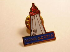 Nova Scotia lighthouse souvenir pin