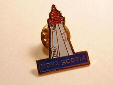 Nova Scotia lighthouse souvenir pin