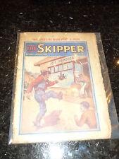"""The SKIPPER """"Comic"""" - No 438 - Date 21/01/1939 - UK Paper Comic"""