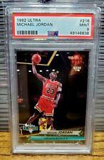 1992-93 Fleer Ultra Michael Jordan #216 PSA 9 MINT