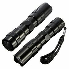 Waterproof Police LED Portable Led Torch Outdoor Sporting Camping Hiking