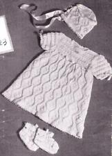 3 Ply Crocheting & Knitting Patterns