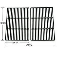 Grill Zone Gas Grill Replacement Porcelain Coated Cast Iron Cooking Grid JGX662
