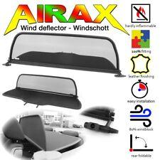 AIRAX Wind deflector Windschott  Ford Focus DA3 Bj. 2007-2010 Schnellverschluss
