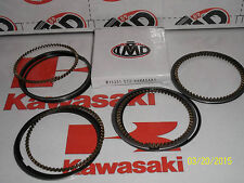 KAWASAKI Z750 KZ750 GPZ750 ZX750 ZR750 4 CYL PISTON RING SET NEW STD SIZE R15251