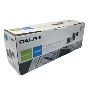SKYFi Satellite Audio System by DELPHI. Boombox XM & Receive & Accesories