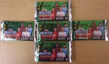 Match Attax EPL 2018/19 ~ Deluxe Card Packs ~ 5 x Sealed Packs = 75 Cards
