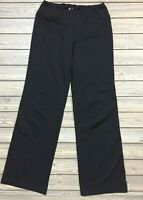 Charles River Sport XS Black Wide Leg Athletic Yoga Pants Active Wear Stretch